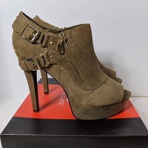 G by Guess Cristan Ankle Booties